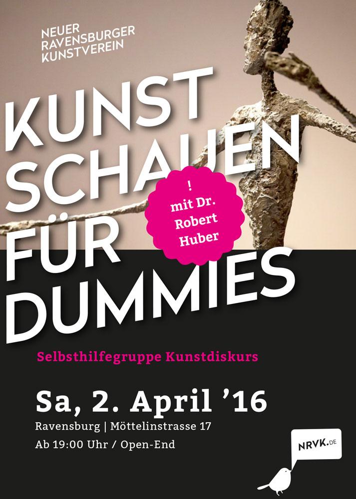 Kunst schauen für Dummies mit Dr. Huber