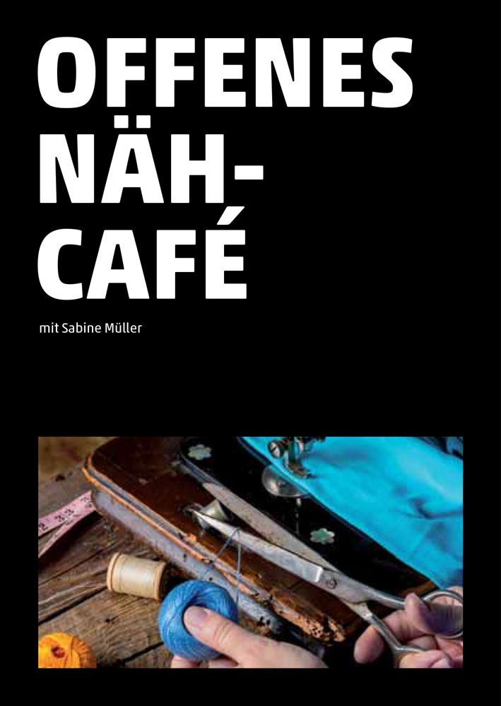 Offenes Näh-Café - Thema Upcycling