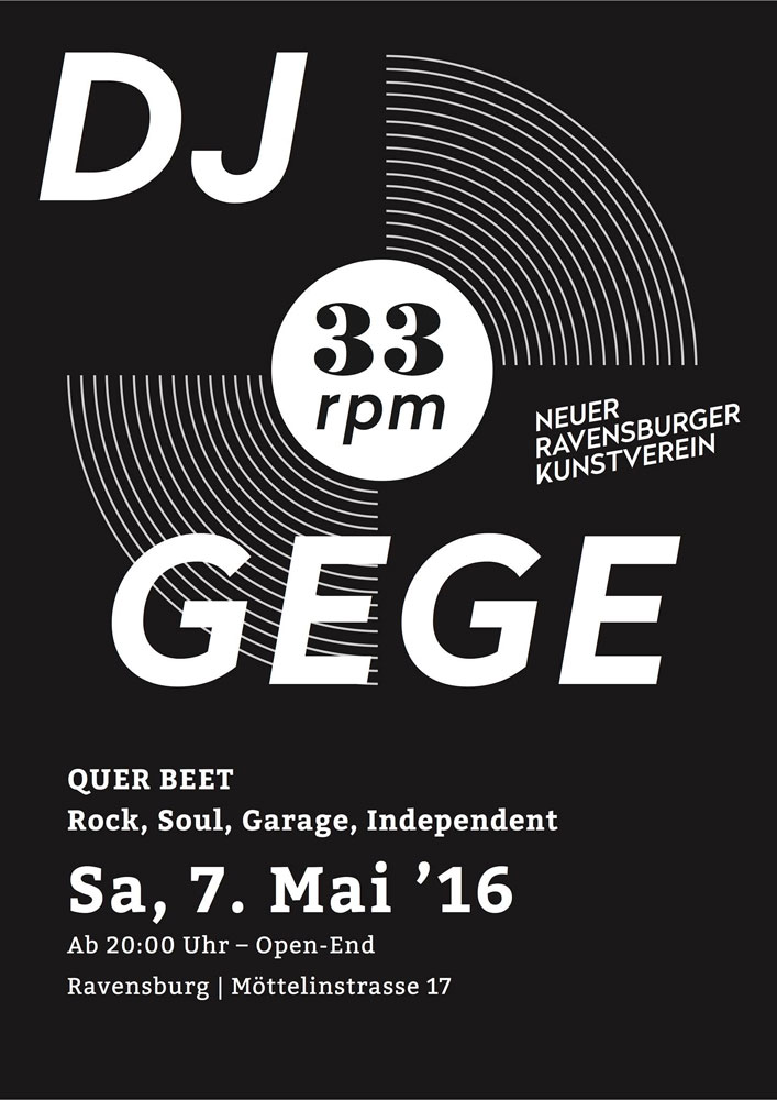 33 RPM mti Dj Gege