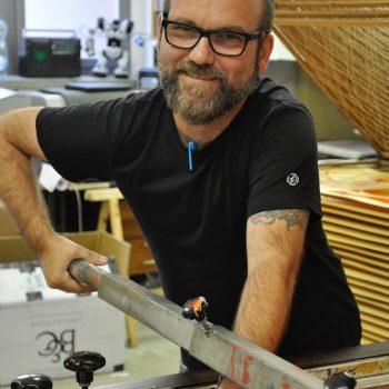 Künstler Lars P. Krause