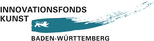 Die Ausstellung wird gefördert durch den Innovationsfonds Kunst Baden-Würrtemberg