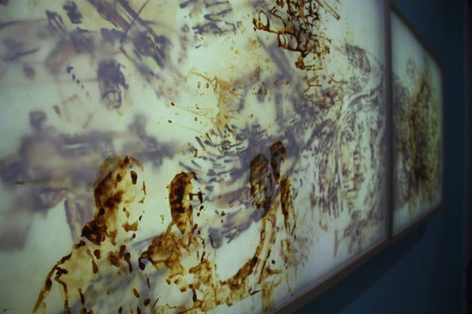 NRVK Ausstellung Lisa Glauer - Bild 1