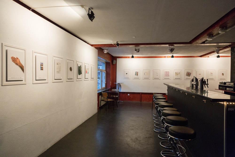 Bild 2 - ÜBER/GRENZEN – Ausstellungsreihe #6 - Foto by Claudia Casagranda