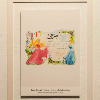 Bild 6 - ÜBER/GRENZEN – Ausstellungsreihe #6 - Foto by Claudia Casagranda