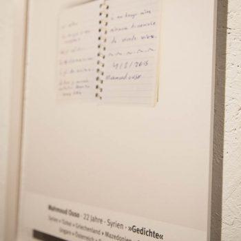 Bild 19 - ÜBER/GRENZEN – Ausstellungsreihe #6 - Foto by Claudia Casagranda