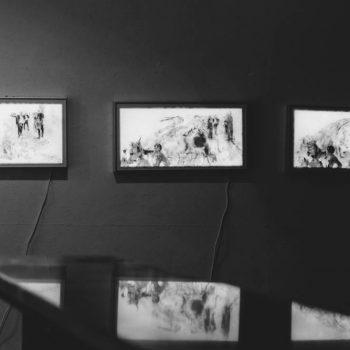 ÜBER/GRENZEN – Ausstellungsreihe #7 - Foto by Claudia Casagranda