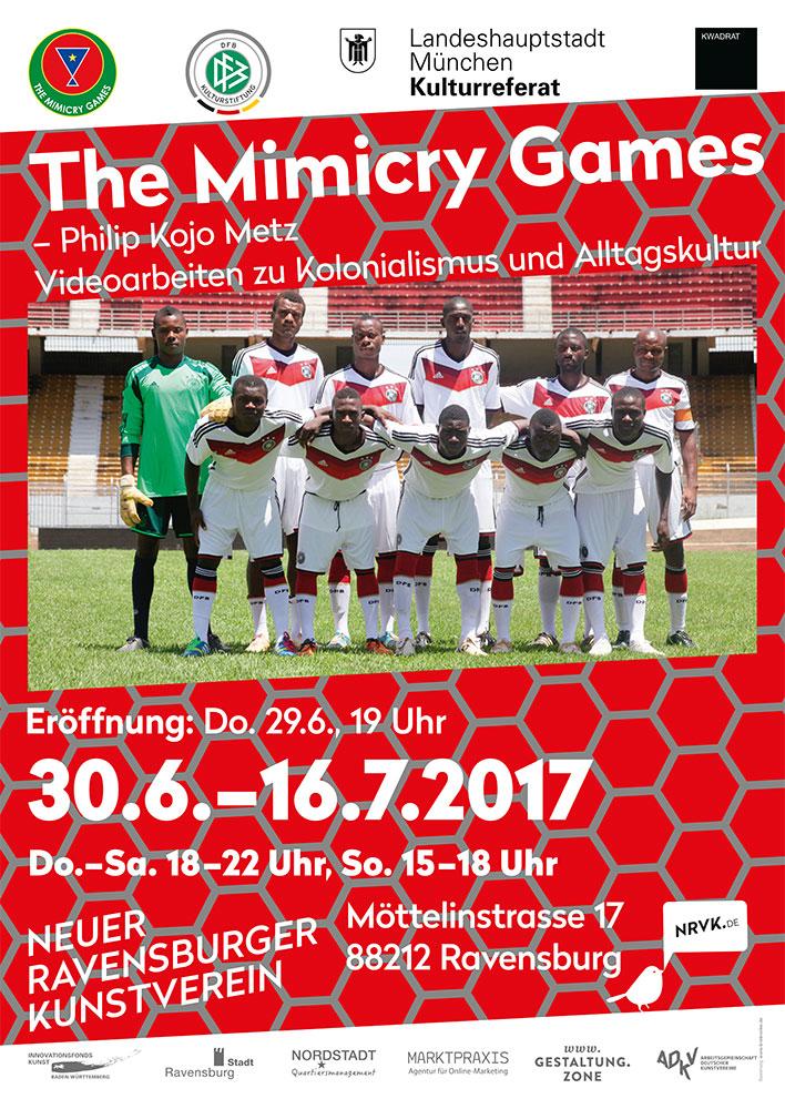 The Mimicry Games - NRVK Ausstellung
