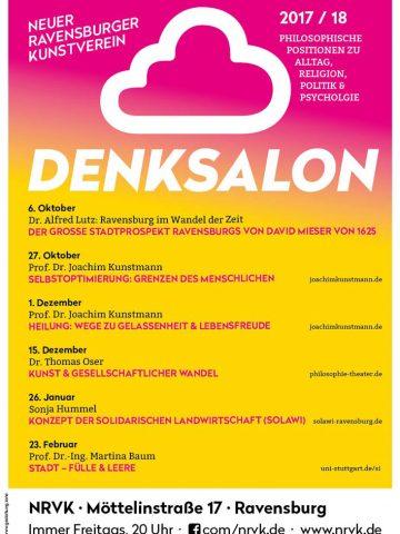 Denksalon 2017/2018