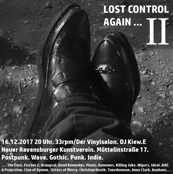 33rpm mit DJ Kiew.E - Lost Control Again II