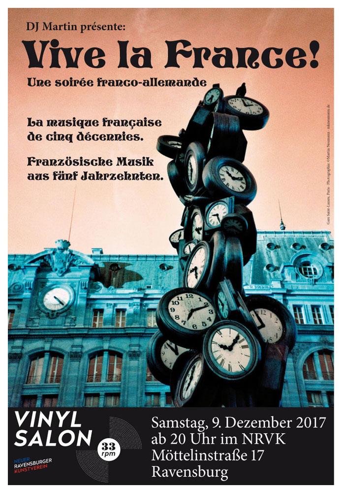33rpm mit DJ Martin - Vive la France