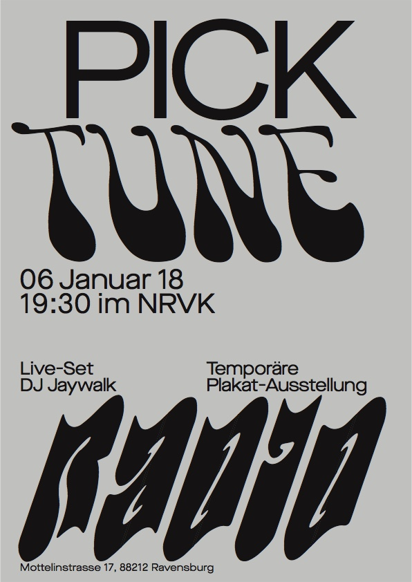 DJ Jaywalk a/k/a Holger Lund - Picktune Radio