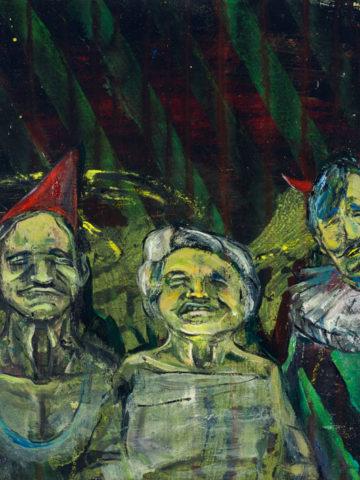 Trio Infernale - Undine Bandelin