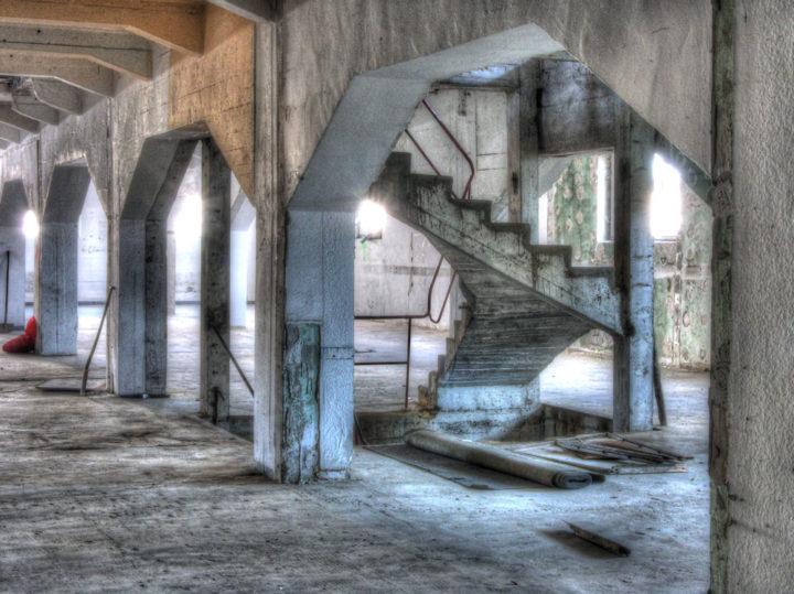 WLZ Lagerhaus - Foto von Peter Bischoff