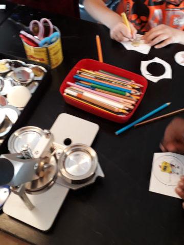 Kinderprogramm des NRVK - Besuch vom Sprachheilzentrum