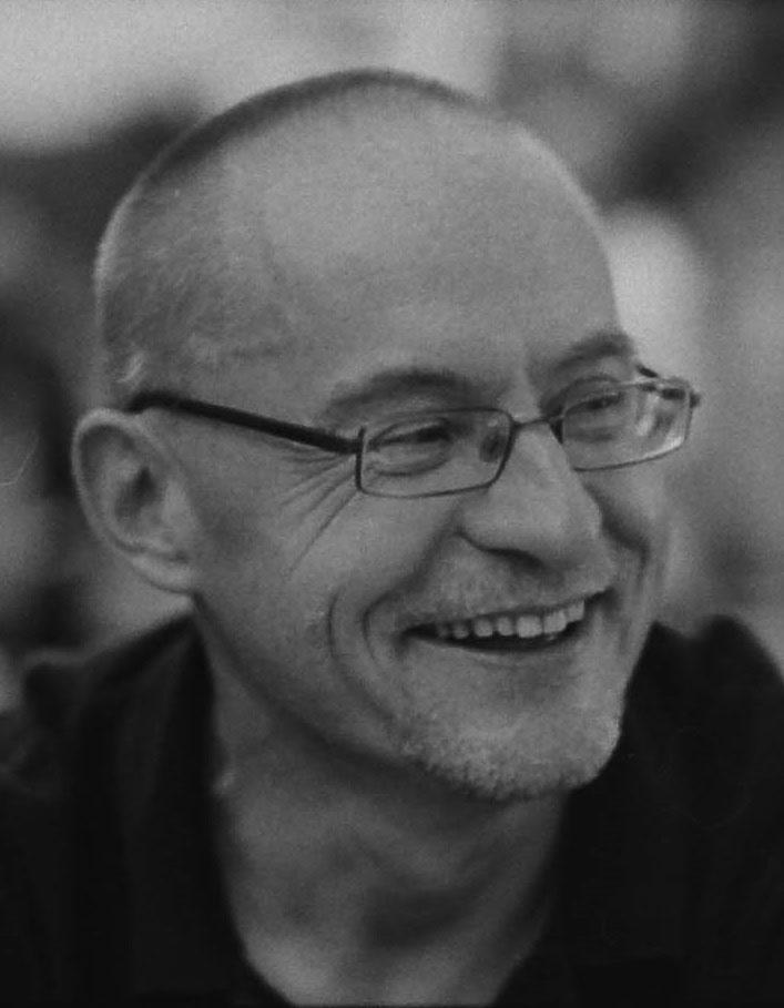 Textraumwohnung mit Joachim Speidel