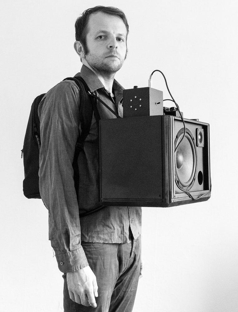Kunst ohne Publikum mit Aleks Slota Pied Piper