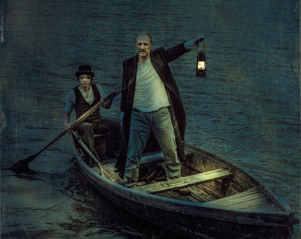 Michael Moravec und Bernd Wengert - Die Geschichte von Moby Dick nach Herman Melville