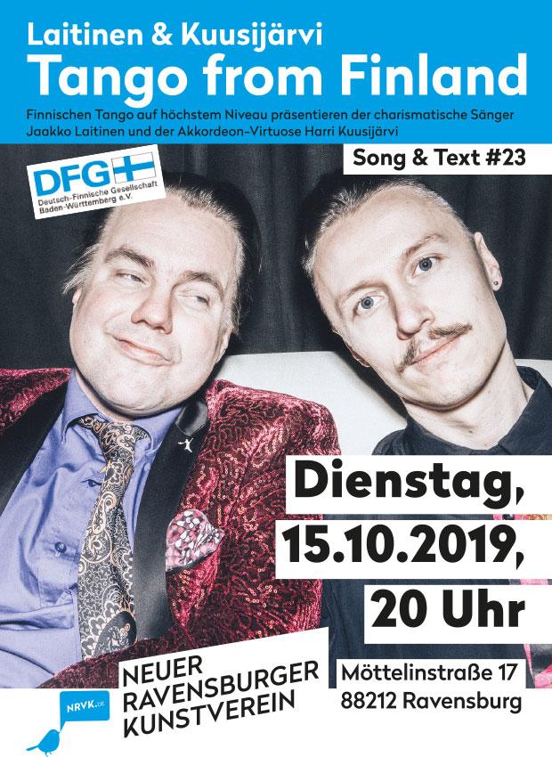 Song & Text #23 - Finnischer Tango
