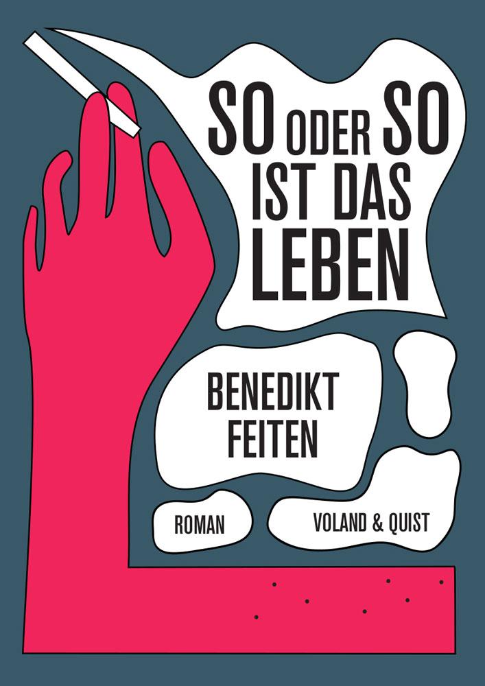 Autorenlesung Benedikt Feiten im NRVK
