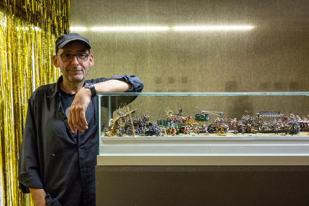 Ausstellung Peter Berger im NRVK