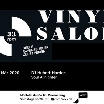33rpm DJ Hubert Harder
