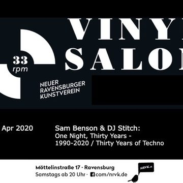 33rpm Sam Benson & DJ Stitch