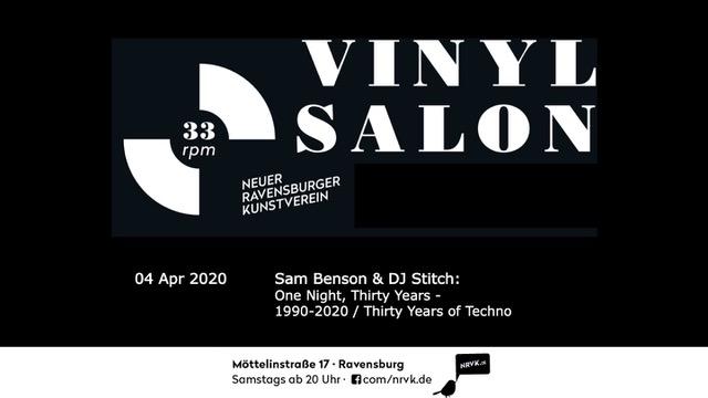 33rpm Sam Benson & DJ Stitch